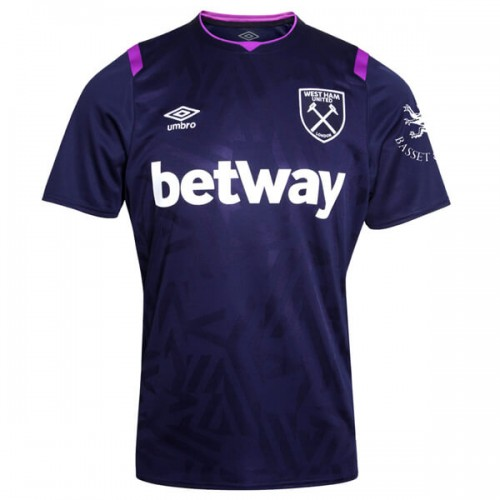 West Ham Third Football Shirt 19 20