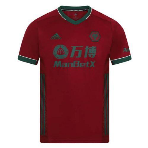 Wolverhampton Wanderers Third Football Shirt 20 21