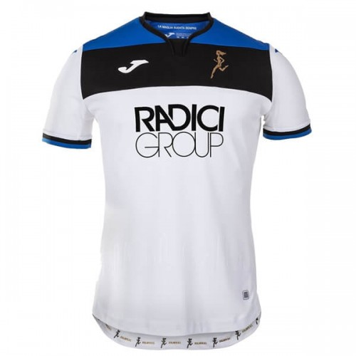 Atalanta Away Football Shirt 19 20