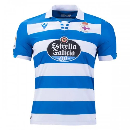 Deportivo La Coruna Home Football Shirt 19 20