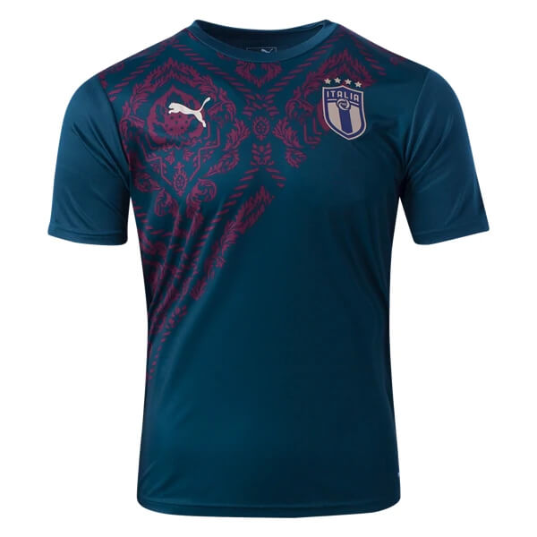 Italy 2020 Renaissance Pre Match Training Jersey
