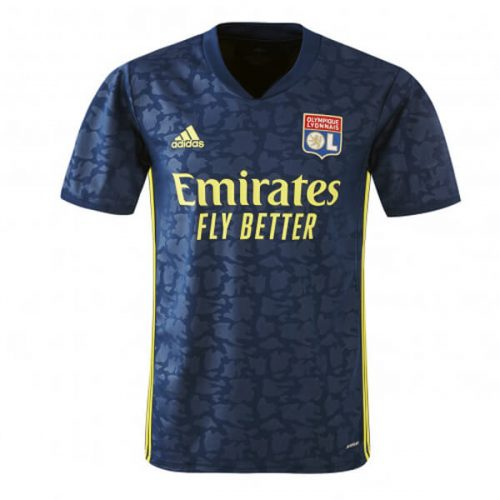 Olympique Lyon Third Football Shirt 20 21