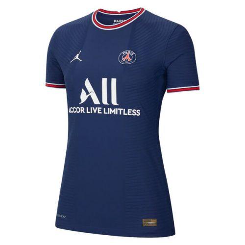 PSG Home Womens Football Shirt 21 22