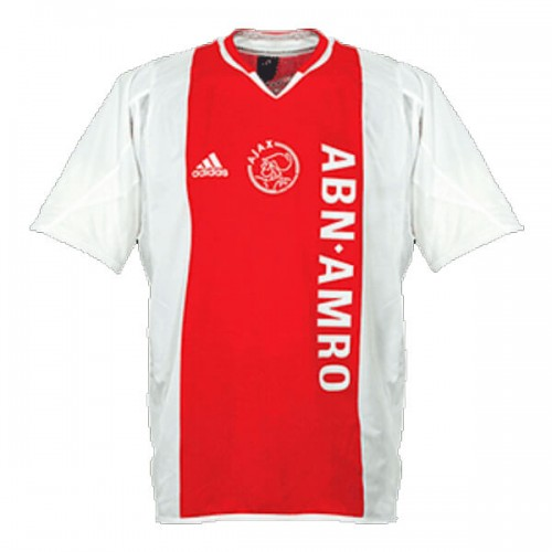Retro Ajax Home Football Shirt 2005 2006
