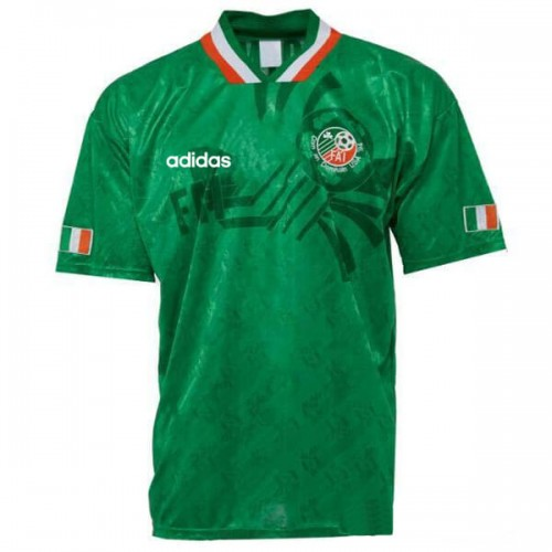 Retro Ireland Home Football Shirt 1994