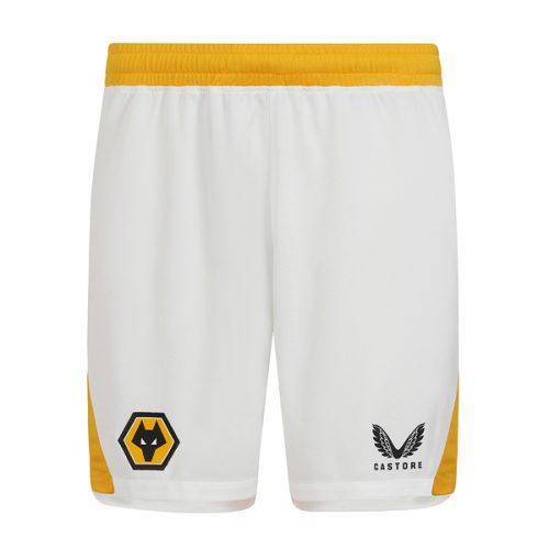 Wolverhampton Wanderers Third Football Shorts 21 22