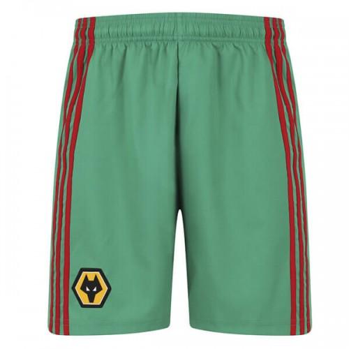 Wolverhampton Wanderers Thirds Football Shorts 19 20