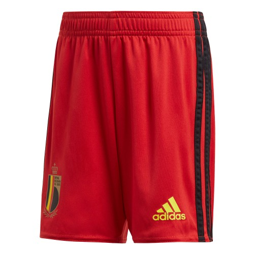 Belgium Home Euro 2020 Football Shorts