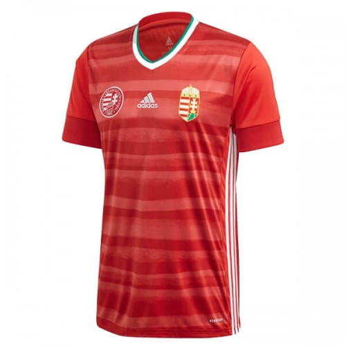 Hungary Home Euro 2020 Football Shirt