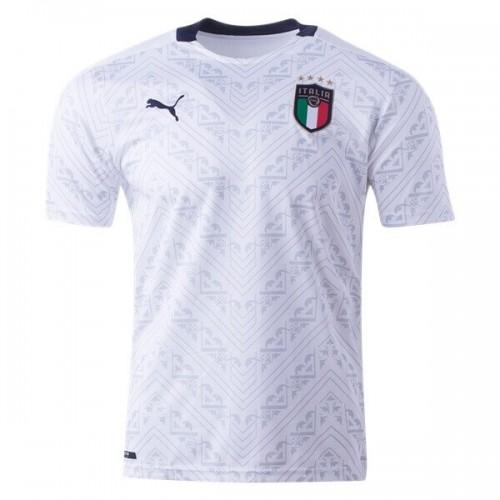 Italy Away Euro 2020 Football Shirt