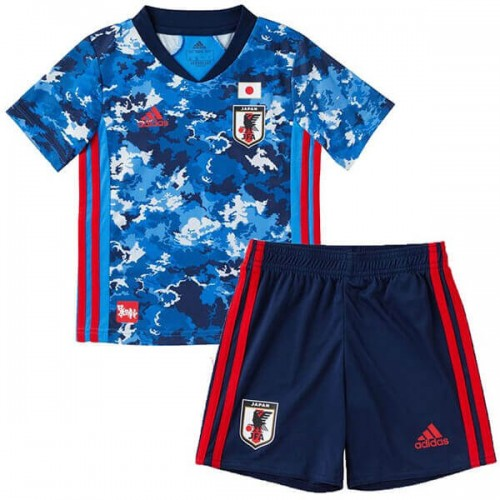 Japan Home 2020 Kids Football Kit