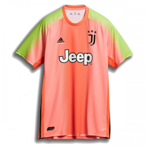 Juventus Palace X Fourth Goalkeeper Football Shirt 19 20