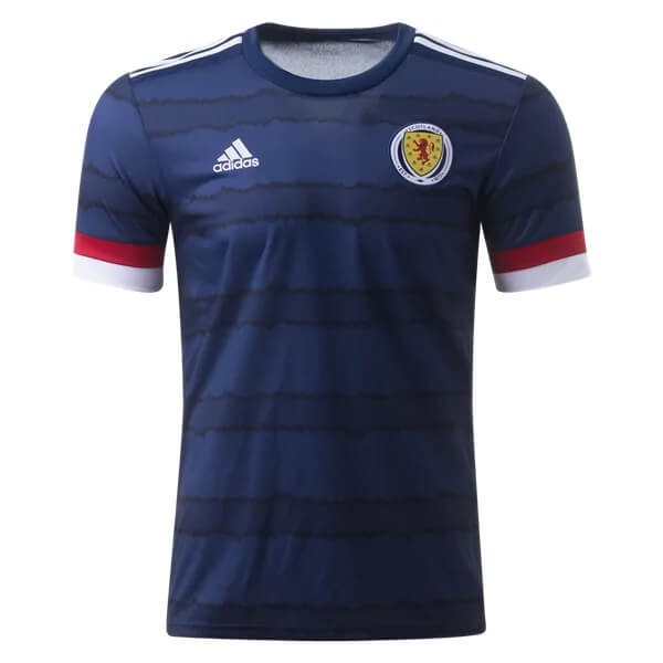 Scotland Home Euro 2020 Football Shirt