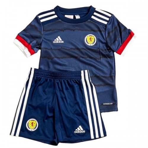 Scotland Home Euro 2020 Kids Football Kit