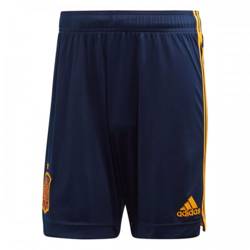Spain Home Euro 2020 Football Shorts