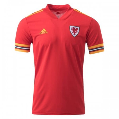 Wales Home Euro 2020 Football Shirt