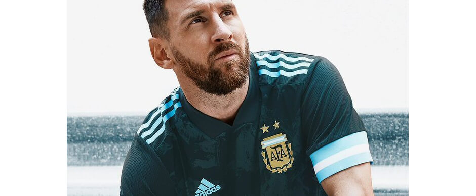 Argentina Soccer Jersey 2020