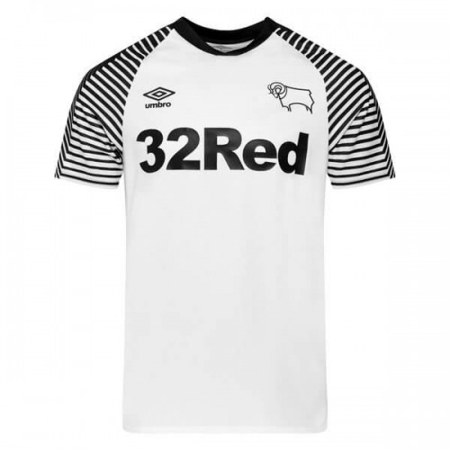 Derby County Home Football Shirt 19 20