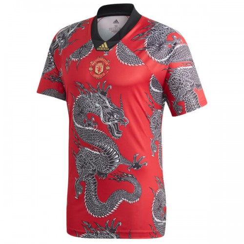 Manchester United Chinese New Year Dragon Jersey