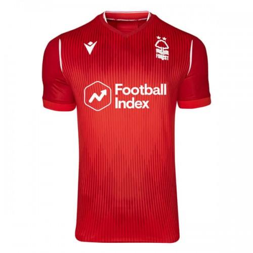 Nottingham Forest Home Football Shirt 19 20