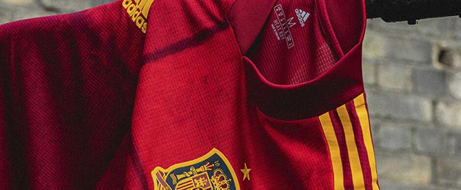 Spain Soccer Jersey 2020