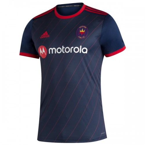 Chicago Fire Home Soccer Jersey 2020