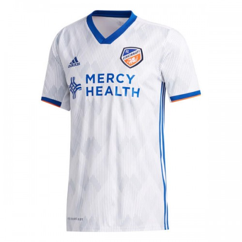 FC Cincinnati Away Soccer Jersey 2020