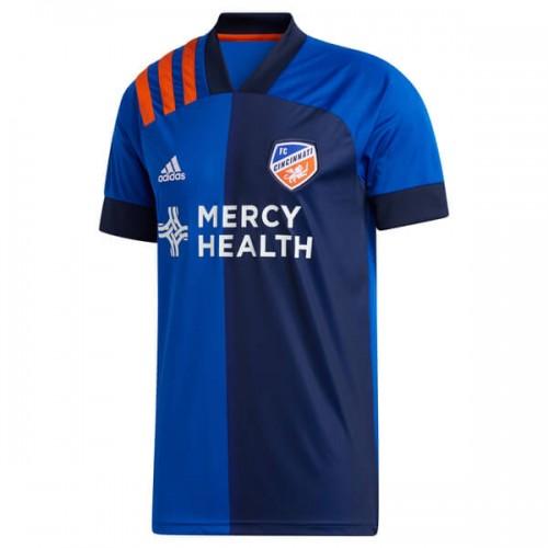 FC Cincinnati Home Soccer Jersey 2020