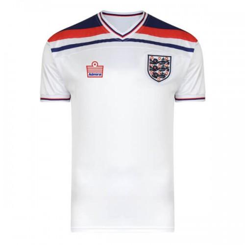 Retro England Home Football Shirt 1980 1983