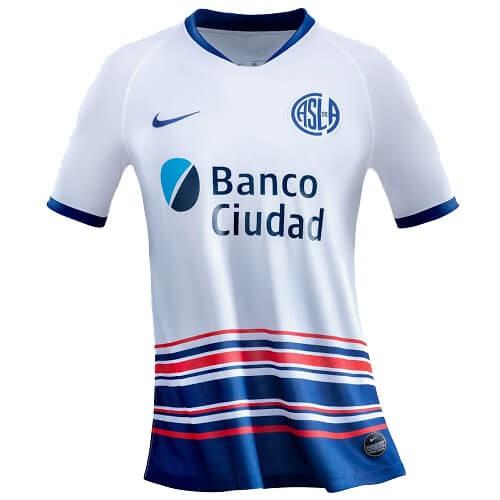 San Lorenzo Away Soccer Jersey 2020