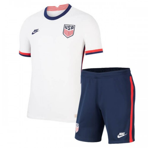 USA Home Kids Soccer Kit 2020