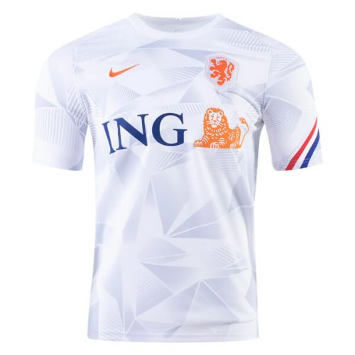 Netherlands Pre Match Training Soccer Jersey 2020