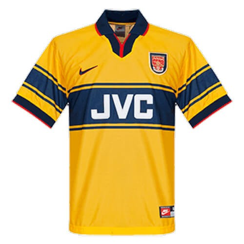Retro Arsenal Away Football Shirt 98 99