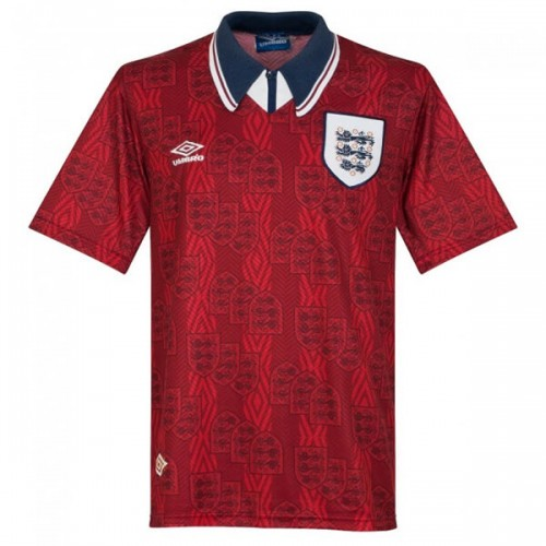 Retro England Away Football Shirt 1994