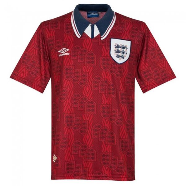 Retro England Away Football Shirt 1994