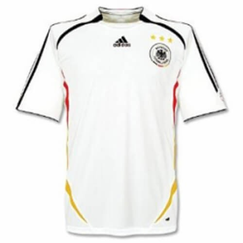 Retro Germany Home 2006 Football Shirt