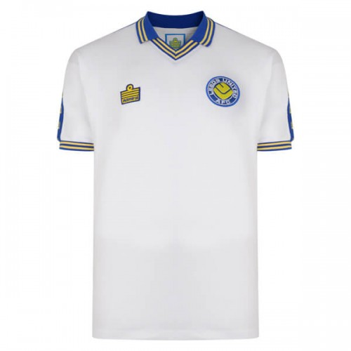 Retro Leeds United Home Football Shirt 1978