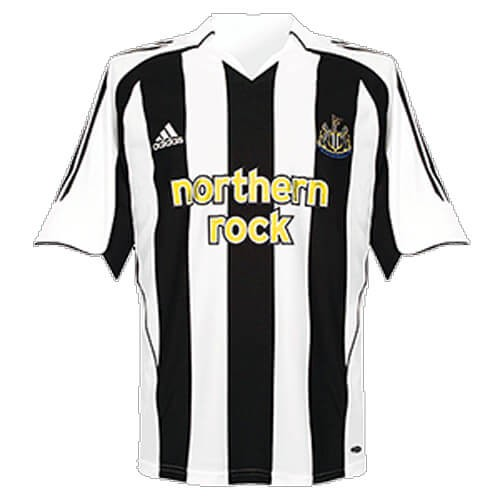 Retro Newcastle United Home Football Shirt 05 06