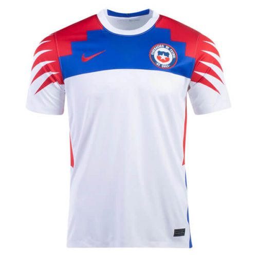 Chile Away Football Shirt 20 21