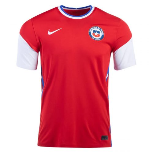 Chile Home Football Shirt 20 21