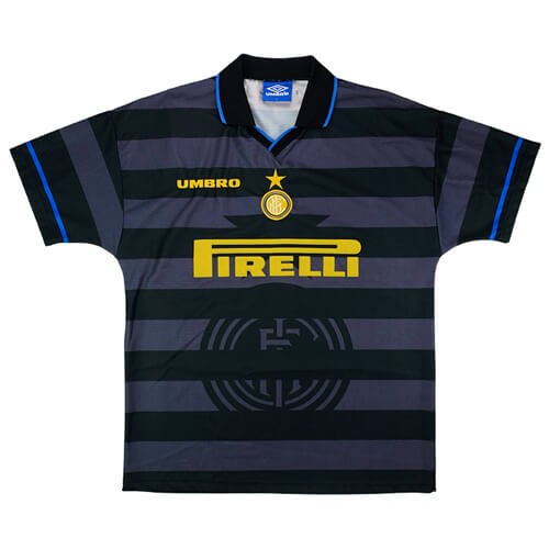 Retro Inter Milan Third Football Shirt 97 98