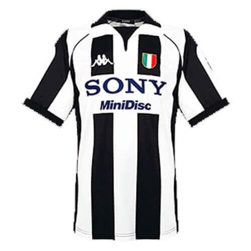 Retro Juventus Home Football Shirt 97 98