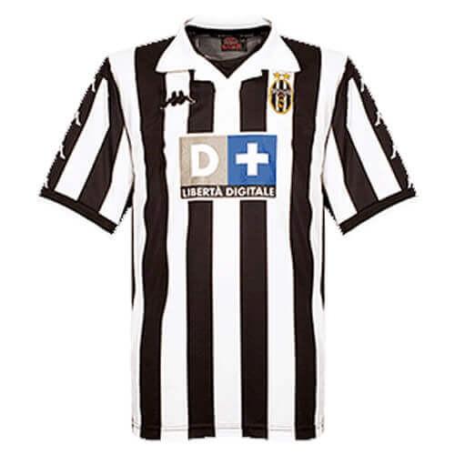 Retro Juventus Home Football Shirt 99 00