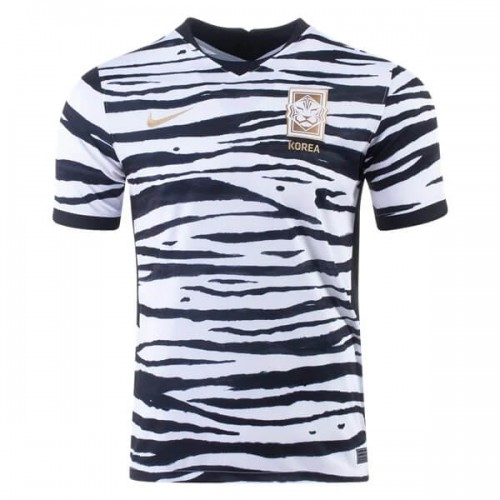 South Korea Away Football Shirt 2020