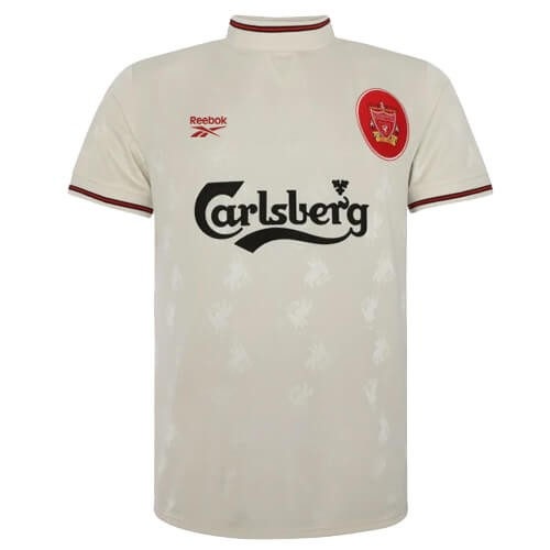 Retro Liverpool Away Football Shirt 96 97