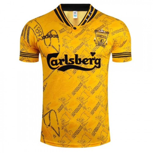 Retro Liverpool Third Football Shirt 9496
