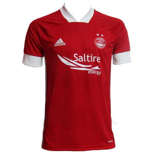 Aberdeen Home Football Shirt 20 21