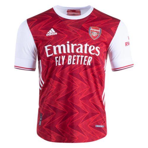 Arsenal Home Player Version Football Shirt 20 21