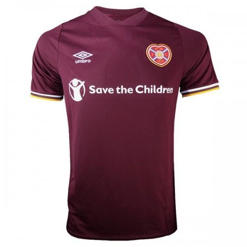Hearts Home Football Shirt 20 21