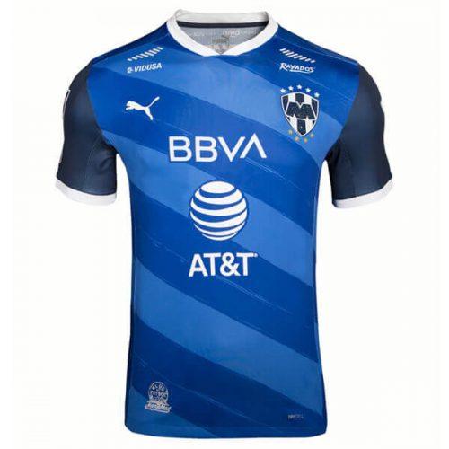 Monterrey Away Soccer Jersey 20 21